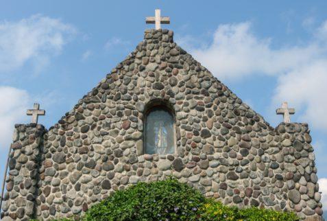 Iglesia de Batanes, las últimas etnias de Filipinas con Woola