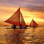 Atardecer en Boracay