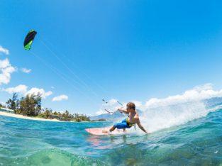 Kitesurf en Boracay