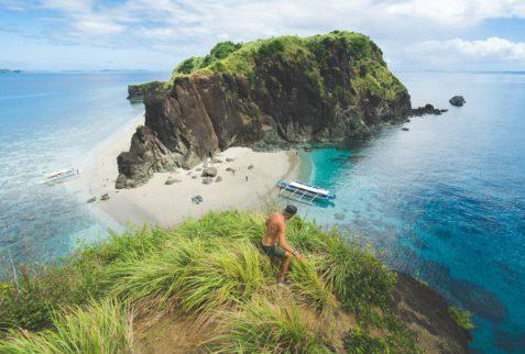 Guía de Bicol islas de Caramoan