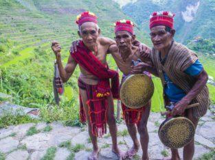 Etnia Ifugao, los habitantes de Banaue