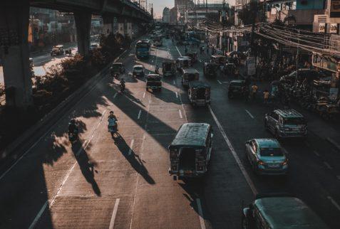 Calles de Manila Guia de Filipinas