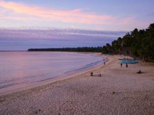 norte de Laoag playas