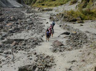 Trekking volcan Pinatubo