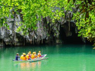 Río subterráneo Sabang