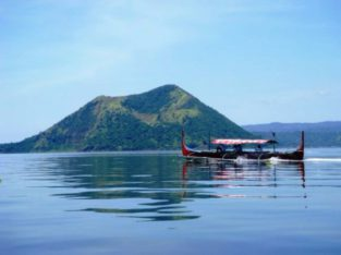 Lago Volcan Taal