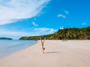 Playa de Nacpan