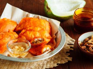 Gastronomía de Ilocos empanada
