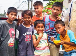 Niños de Cebu