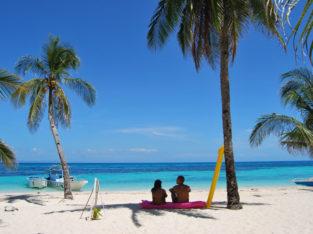 Playas de la isla de Malapascua