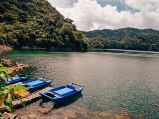 Visita Twin Lakes en la isla de Negros con Woola Filipinas