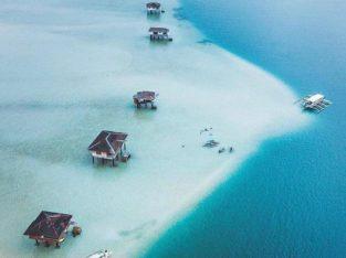 Lengua de arena de Bais. Los mejores planes de la isla de Negros