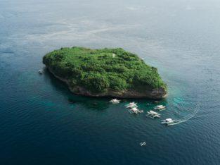 Snorkel en la Isla Pesacador Moalboal