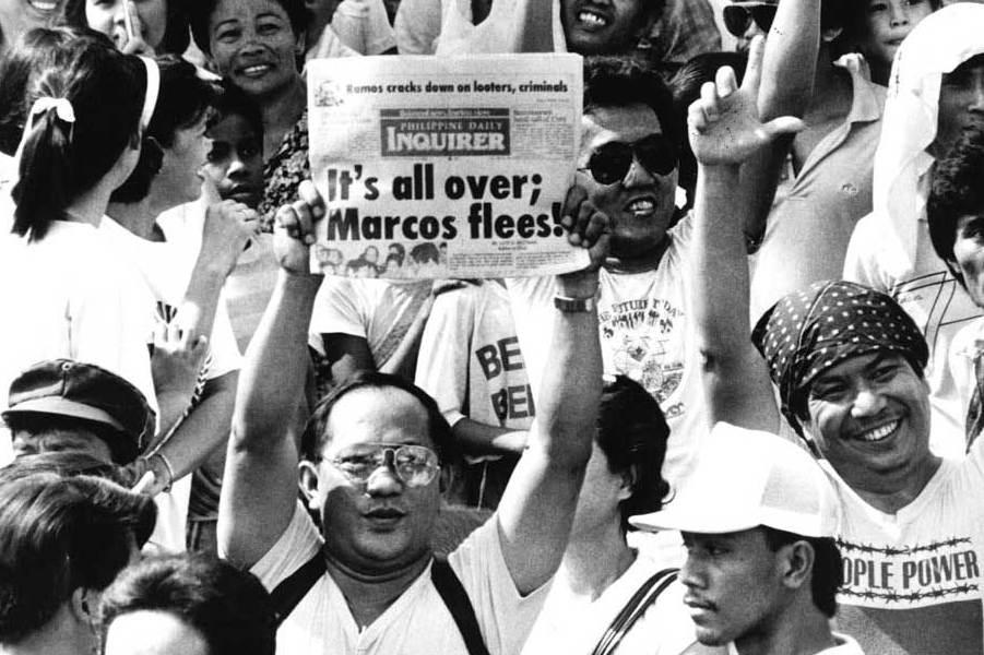 Revolución poder popular EDSA 1986