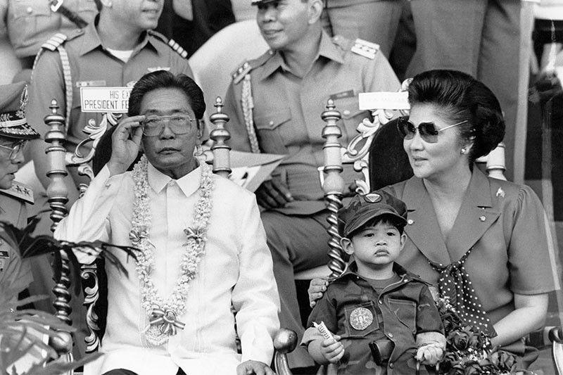 Marcos e Imelda protagonistas de la historia de Filipinas