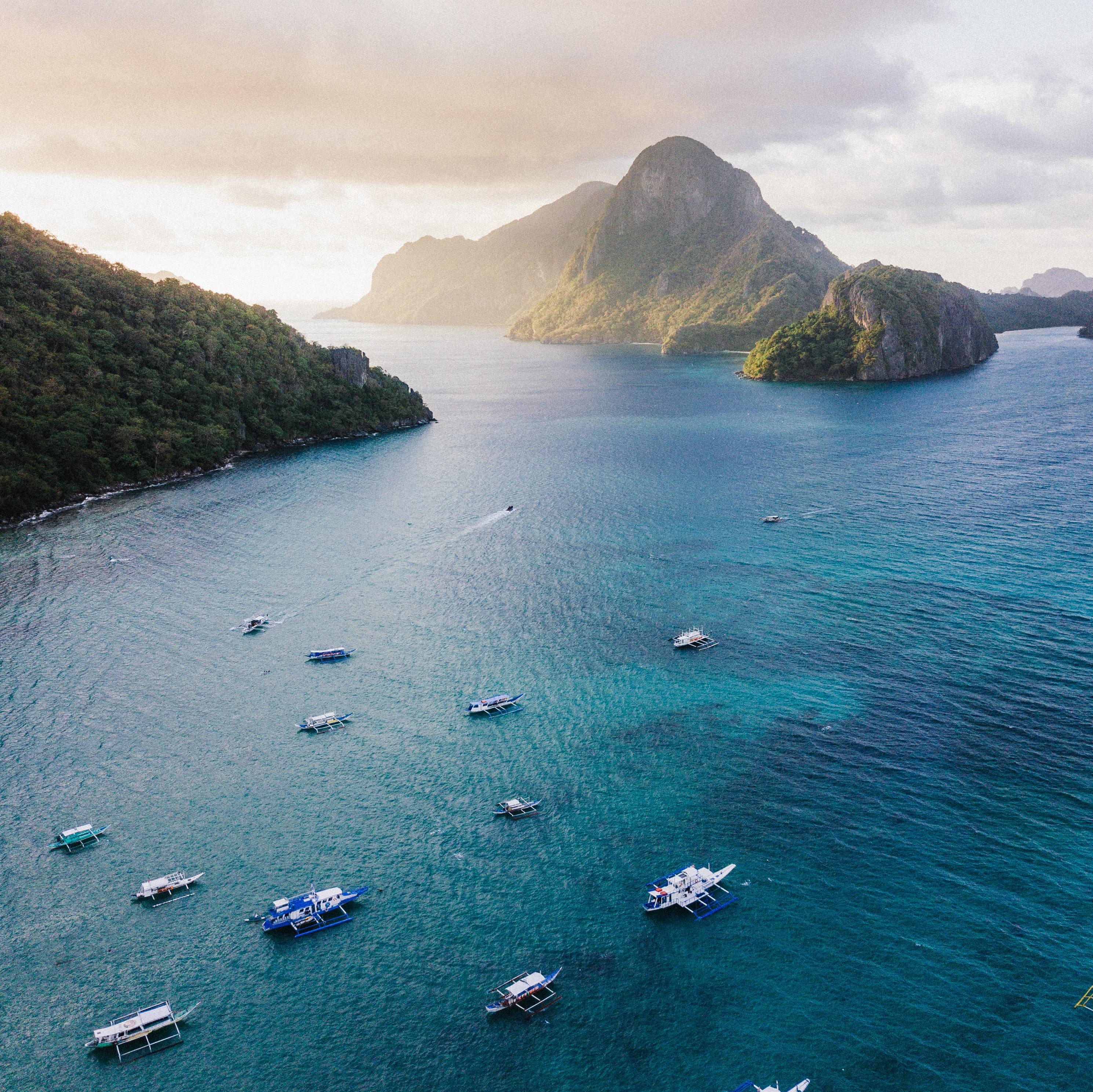 Viaje económico 10 días Palawan Filipinas