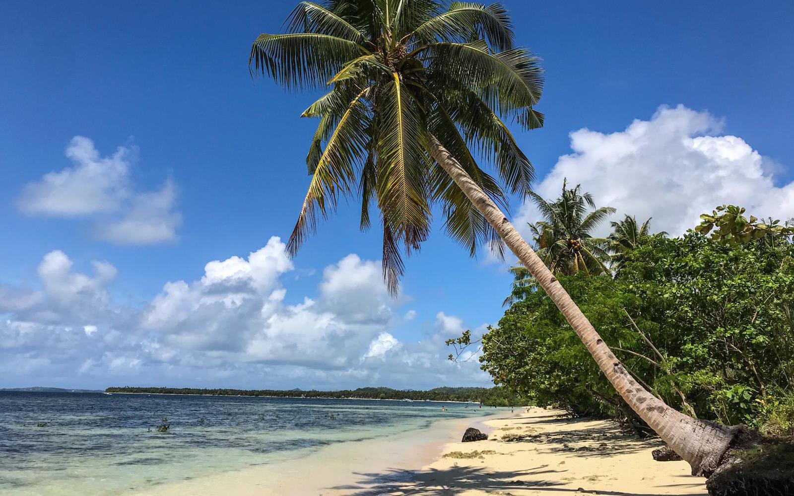 Playas de Siargao por que viajar a Filipinas