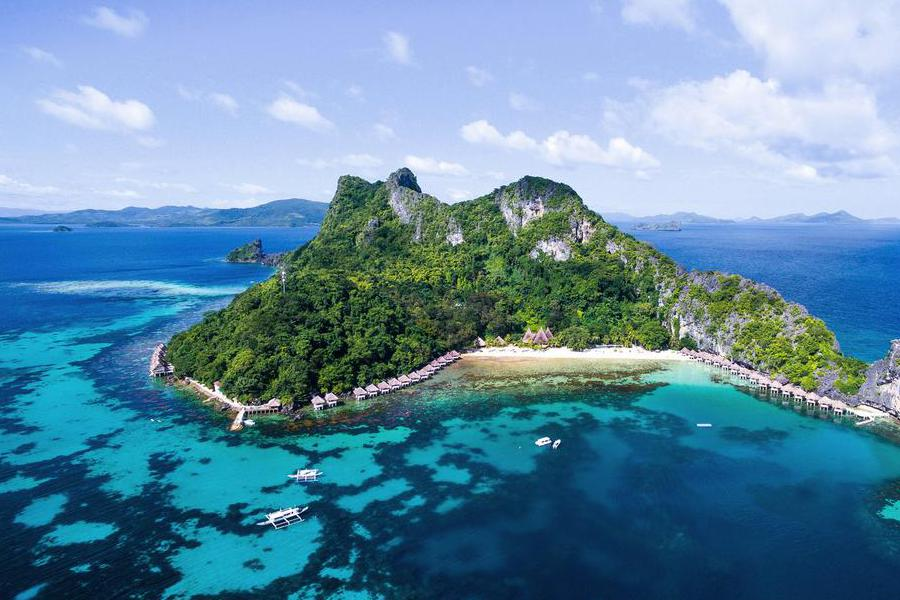 Apulit Island - Mejores hoteles de Palawan