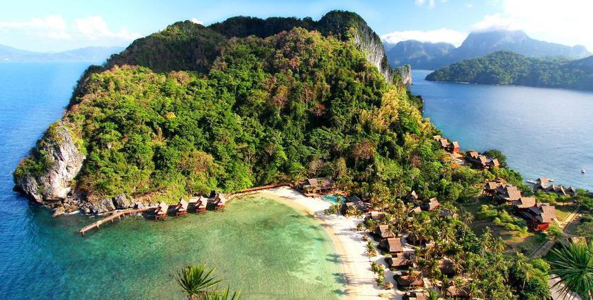 Cauayan Resort. Donde dormir en El Nido