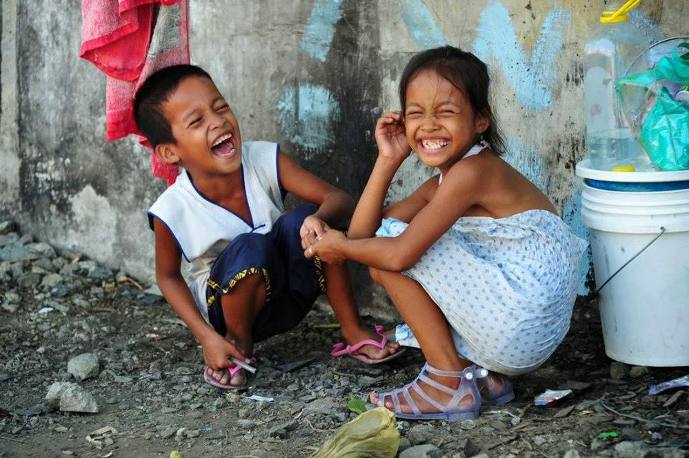Niños Filipinas por que viajar a Filipinas