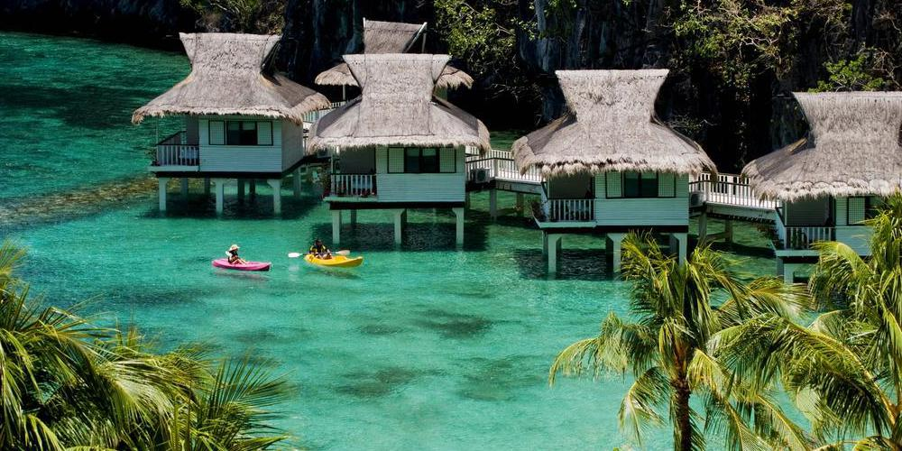 Miniloc Island- Mejores hoteles de Palawan