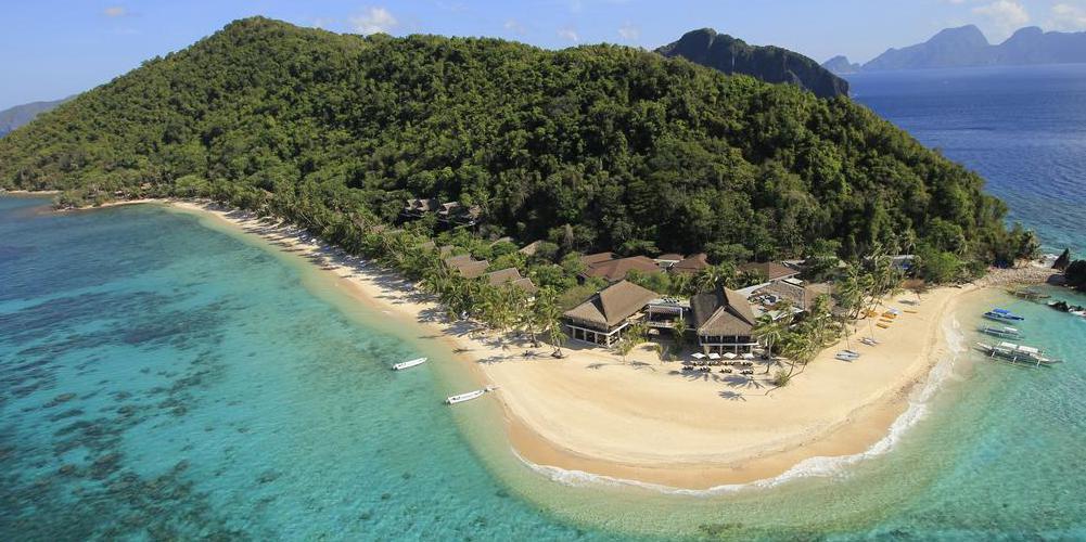 Pangulasian - Mejores hoteles de Palawan