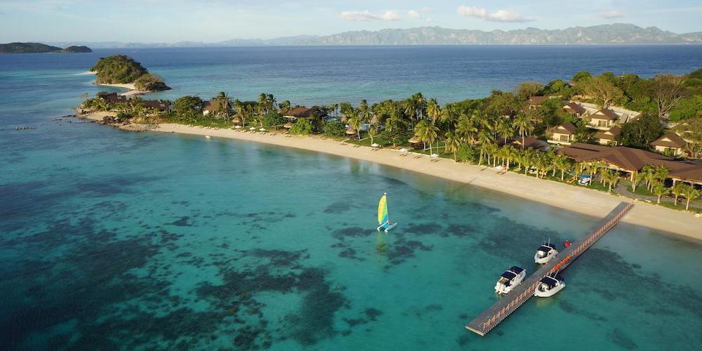 Playa Two seasons coron mejores hoteles
