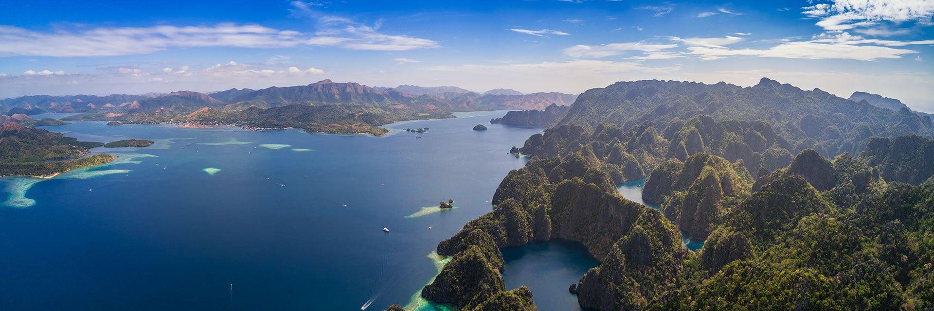 Luna de miel Filipinas mejores experiencias