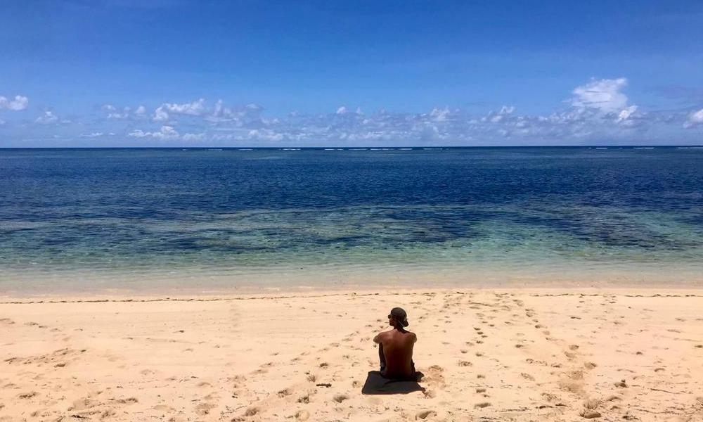 Alegria Beach Siargao Mejores playas de Filipinas