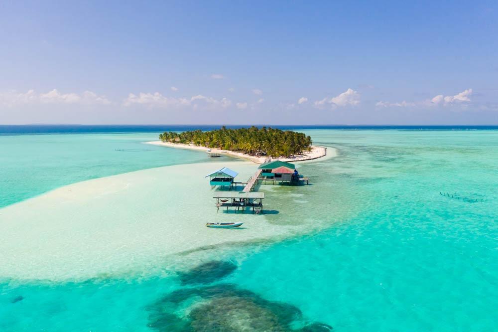 Balabac Palawan Mejores playas de Filipinas
