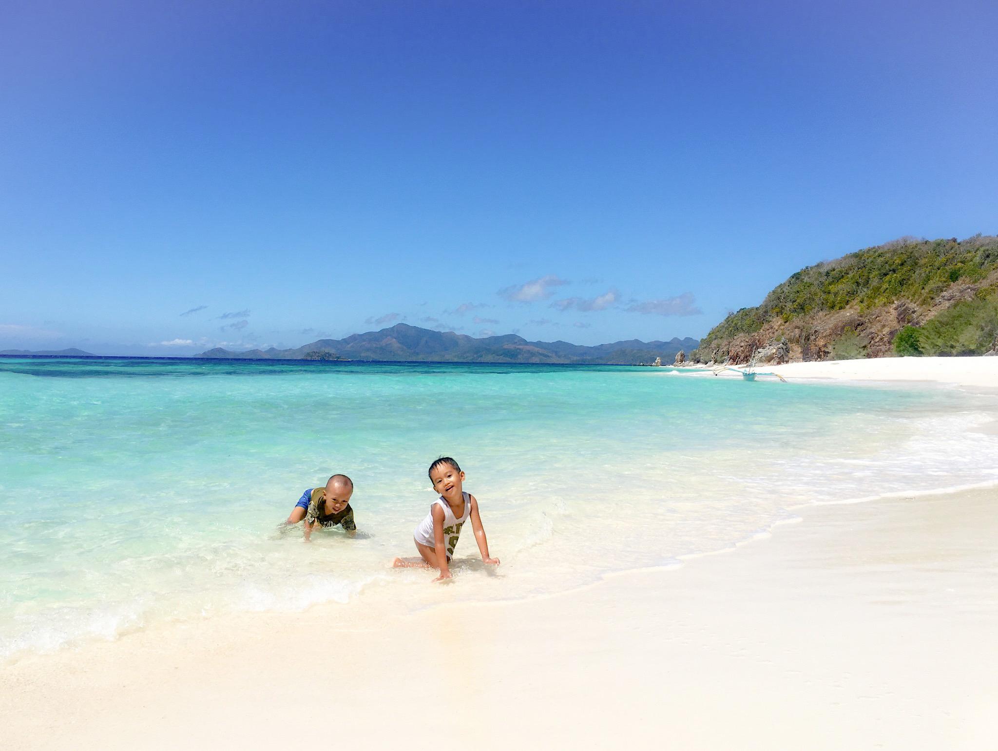 Malcapuya, Coron, Palawan Mejores Playas de Filipinas