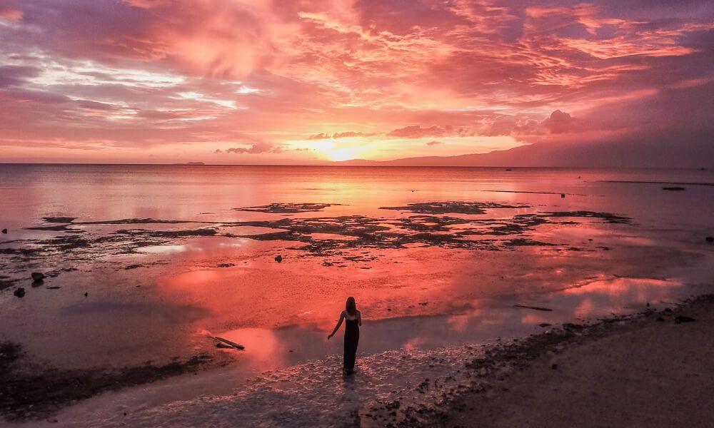 Paliton Beach Isla de Siquijor Mejores Playas de Filipinas