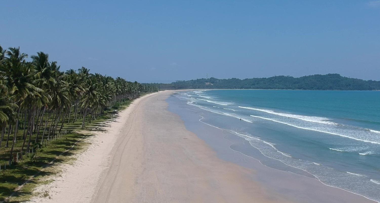 Long Beach San Vicente Palawan Mejores Playas de Filipinas