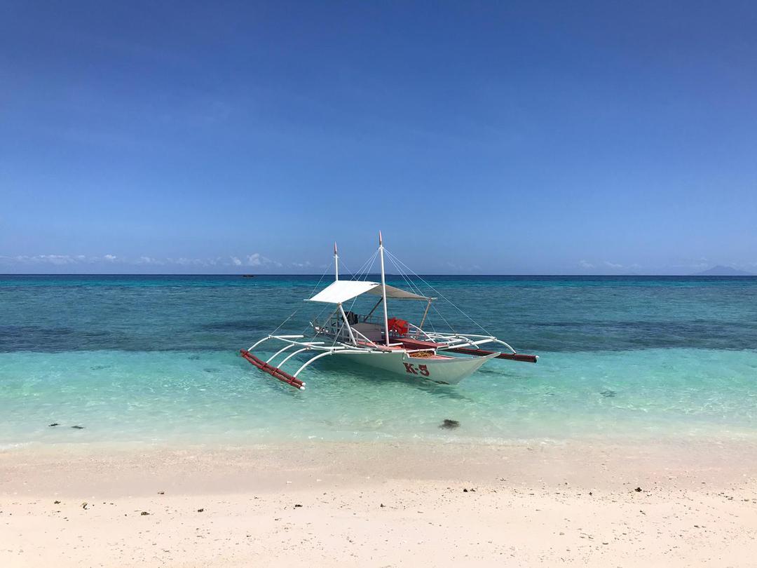 Playa Langob Malapascua Mejores playas de Filipinas