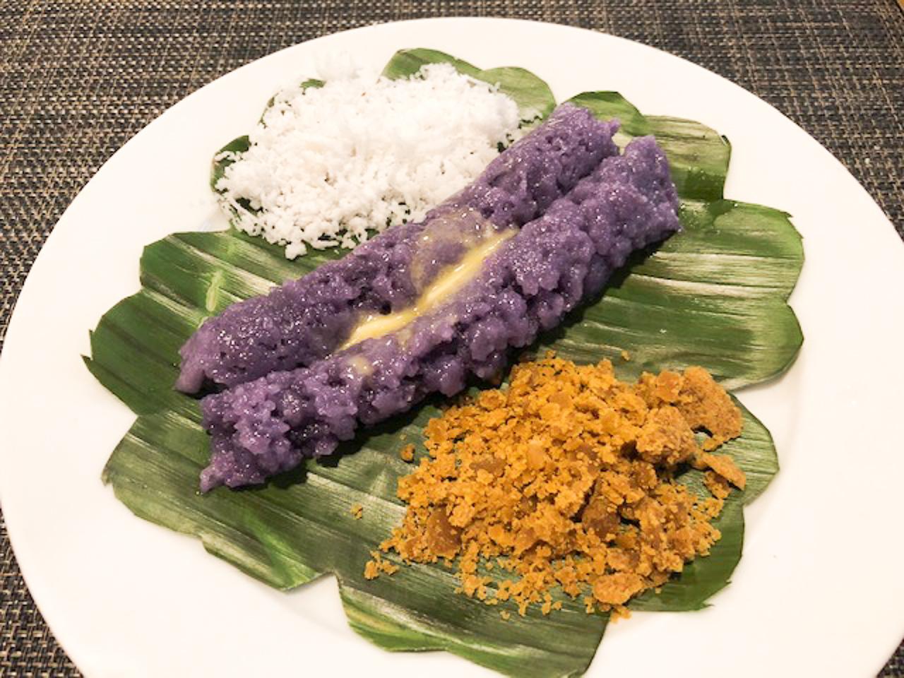 Comida de Navidad Filipinas